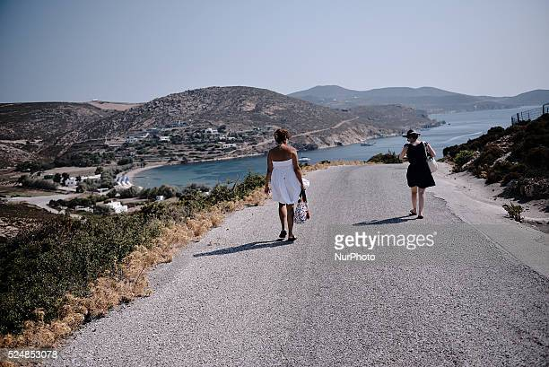 Patmos is a small Greek island in the archipelagos of Dodecanese in Aegean Sea The island is known as the island of Apocalypse because John the...