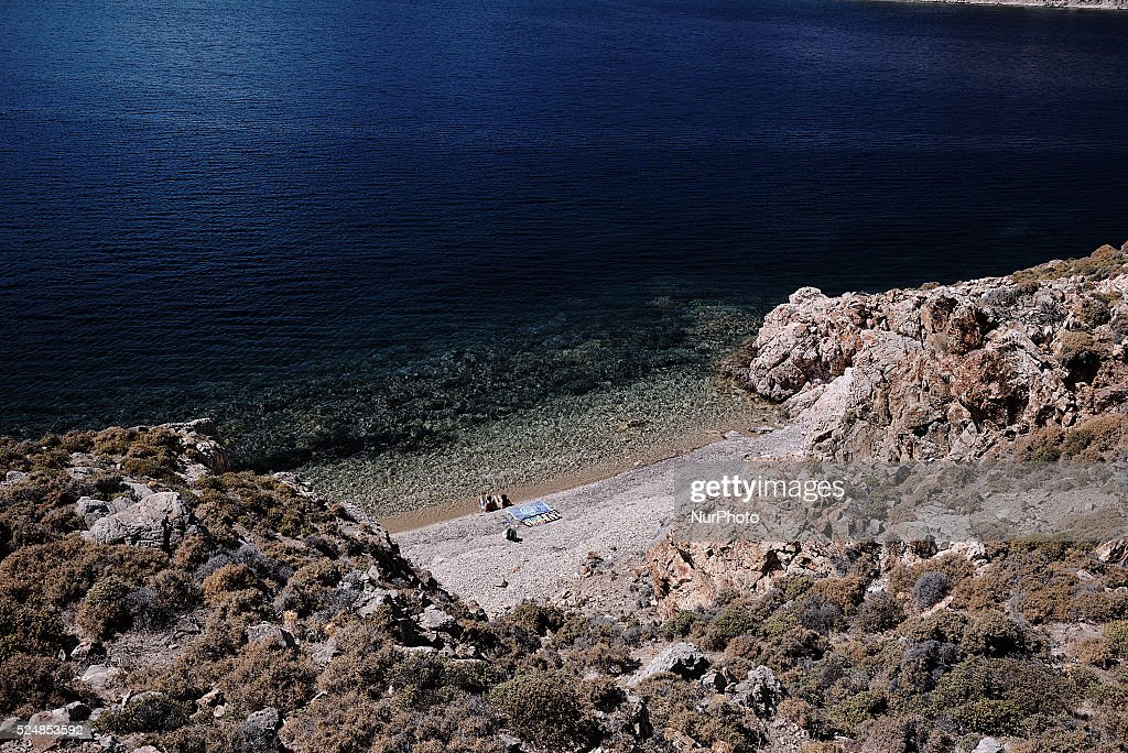 Patmos Island : News Photo