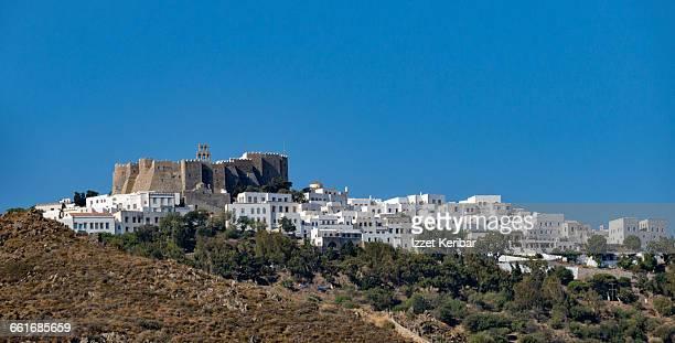 Patmos island , Dodecanese, Greece
