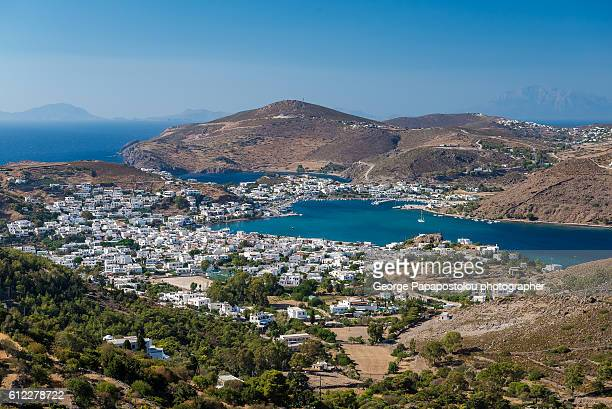 Patmos island Skala