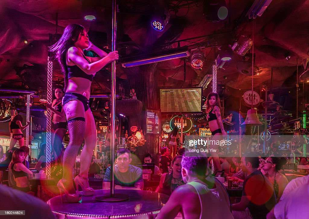 Thailand Phuket attractions, Nightlife in Phuket : News Photo
