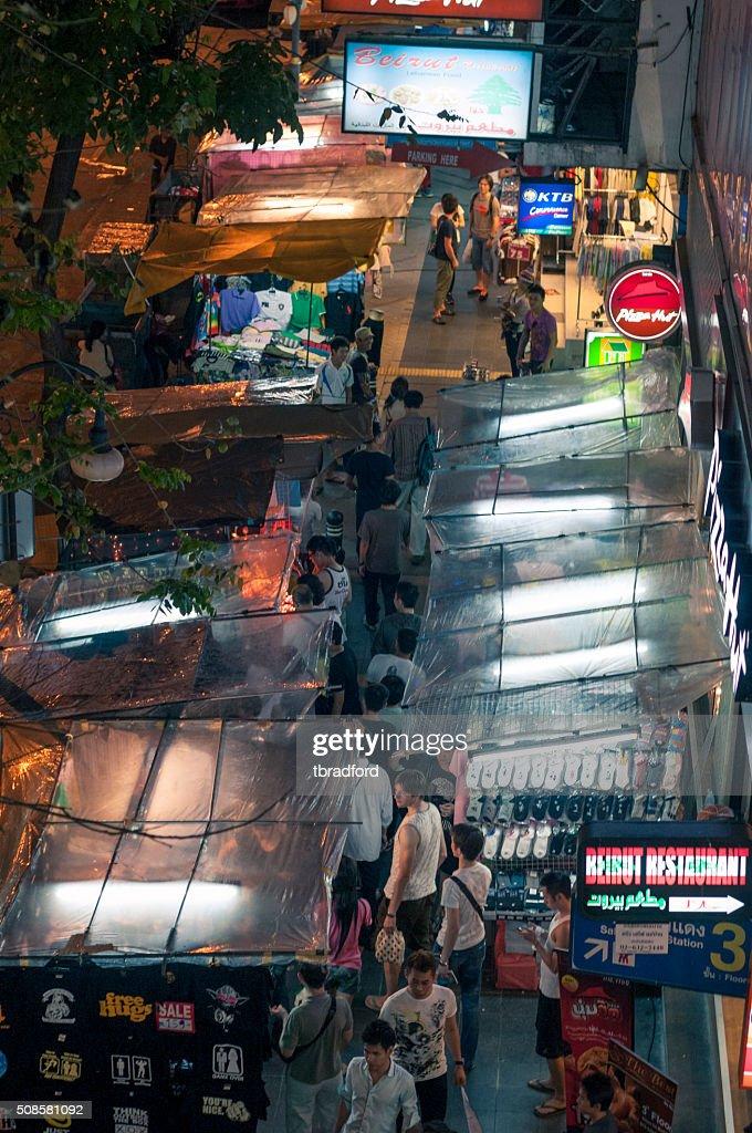 Patpong Night Market In Bangkok, Thailand : Stock Photo
