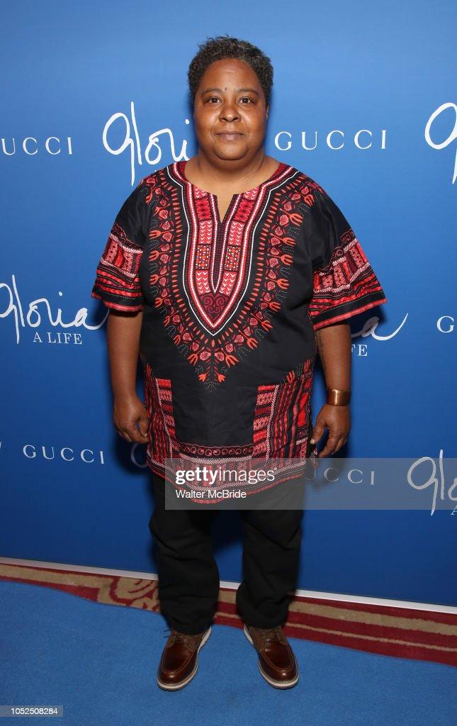 """Gloria: A Life"" Opening Night - Arrivals & Curtain Call : News Photo"