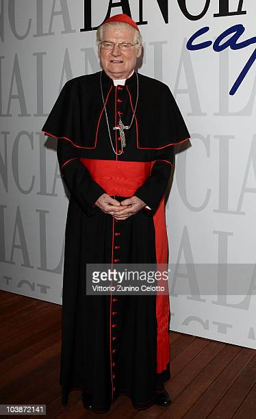 Patriarcato di Venezia Angelo Scola attends the Lancia Cafe during the 67th Venice International Film Festival on September 6 2010 in Venice Italy