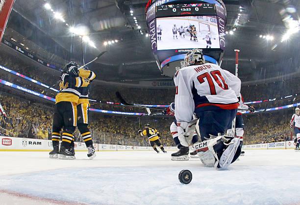 Washington Capitals v Pittsburgh Penguins - Game Three