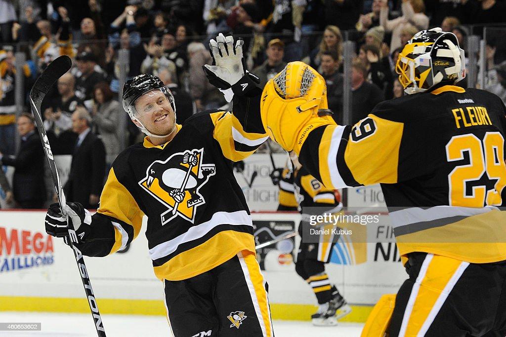 Colorado Avalanche v Pittsburgh Penguins : News Photo