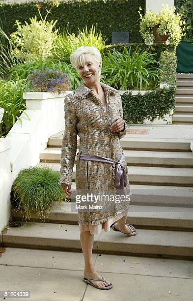 Patric Reeves attends the Nina Morris Trunk Show at Patric Reeves' home August 21 2004 in Los Feliz California