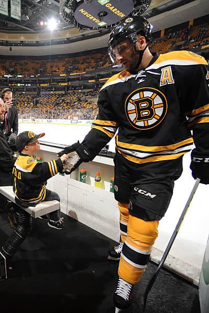 Anahiem Ducks v Boston Bruins