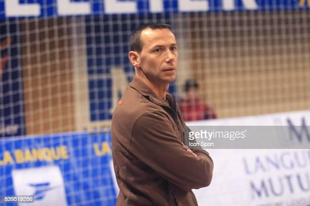 Patrice CANAYER Montpellier / Selestat 12eme journee de division 1