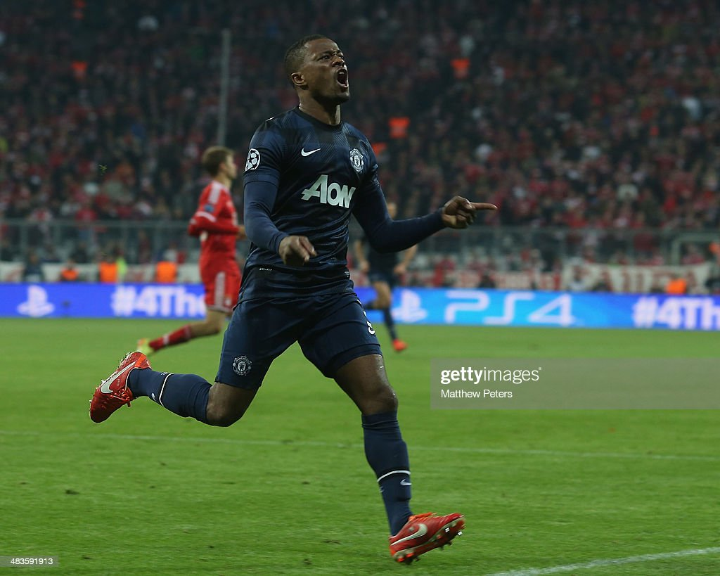 FC Bayern Muenchen v Manchester United - UEFA Champions League Quarter Final : News Photo