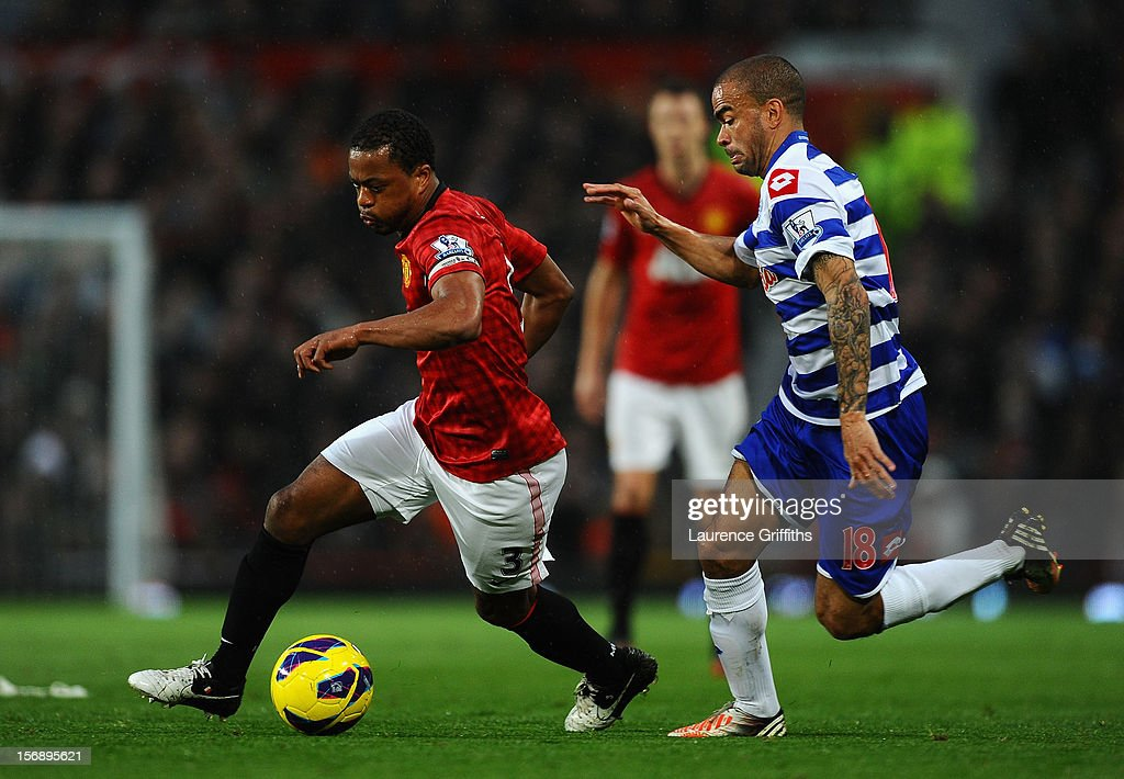 Manchester United v Queens Park Rangers - Premier League