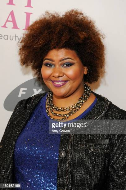 Patrice Grell Yursik attends The Beauty Social Presented by Beautylish Day2 at the Loews Santa Monica Beach Hotel on October 23 2011 in Santa Monica...
