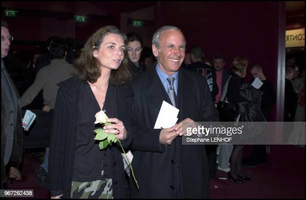 Patrice Laffont and wife Valerie