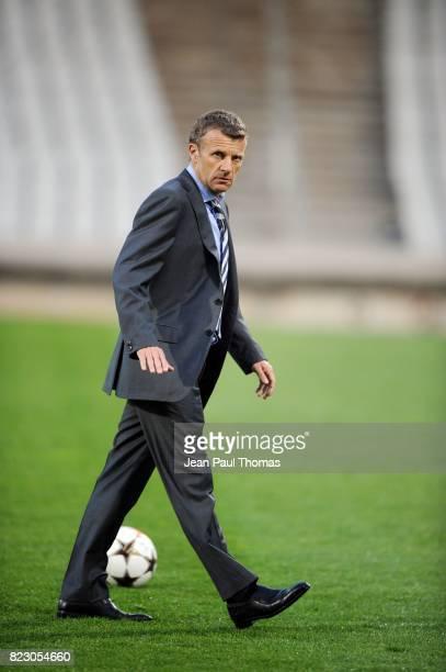Patrice LAIR Lyon / Zvezda 2005 Perm 1/4 Finale Retour de la Ligue des Champions 2010/2011 Lyon