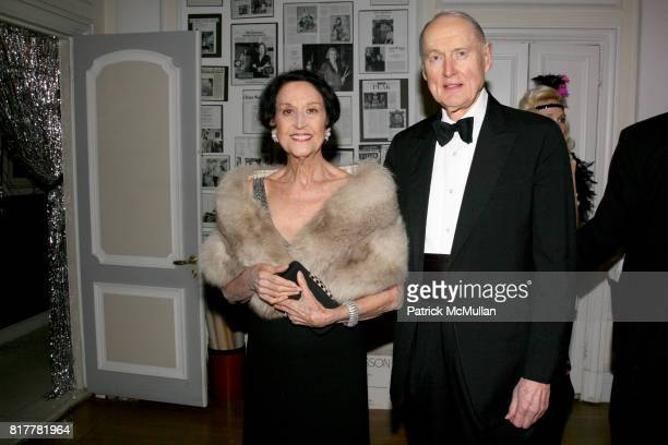 Patricia Altshuler and George Watson attend Portrait artist ZITA DAVISSON's Great Gatsby Party A Roaring 20's Evening at Private Residence on October...