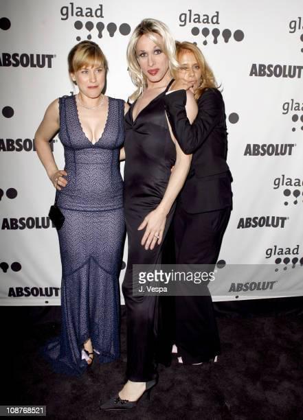 Patricia Arquette Alexis Arquette and Rosanna Arquette