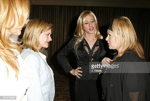 Patricia Arquette Alexis Arquette and Roseanne Barr