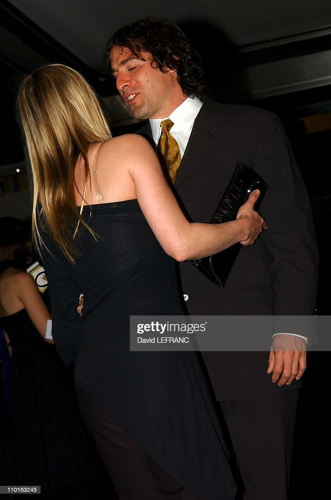 People at the Museum of Modern Art: An evening with David Russell in New York, United States on April 10, 2002. : News Photo