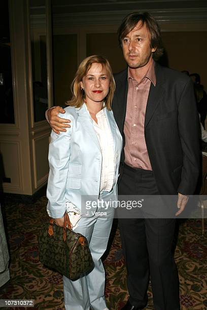 Patricia Arquette and Jake Weber during AFI Honors Hollywood's Arquette Family With The Sixth Annual 'Platinum Circle Awards' Green Room and Show in...