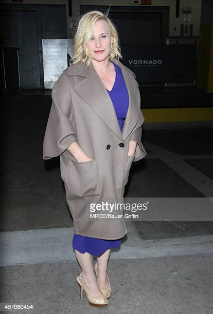 Patricia Arquette at AOL Build on November 13 2015 in New York City