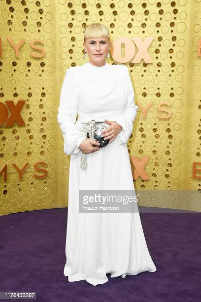 Patricia Arquette attends the 71st Emmy Awards at Microsoft Theater on September 22, 2019 in Los Angeles, California.