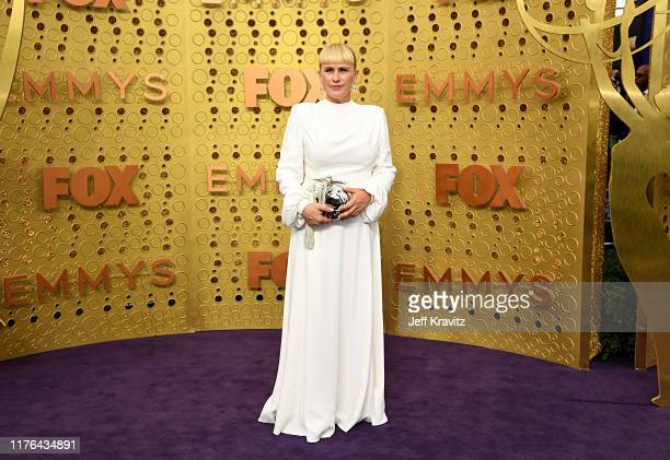 Patricia Arquette attends the 71st Emmy Awards at Microsoft Theater on September 22 2019 in Los Angeles California
