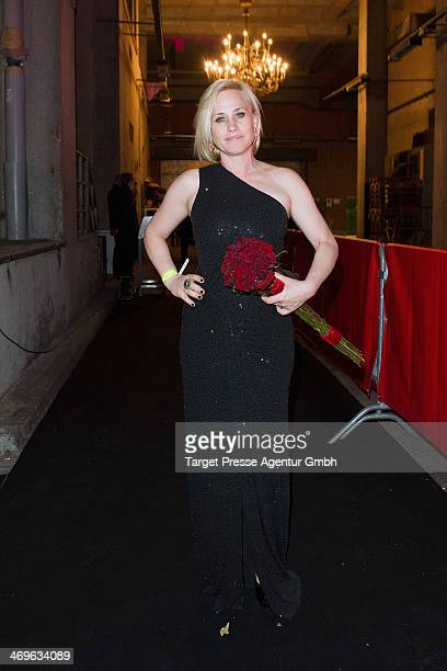 Patricia Arquette attends the closing ceremony after party during 64th Berlinale International Film Festival at Cookies on February 15 2014 in Berlin...