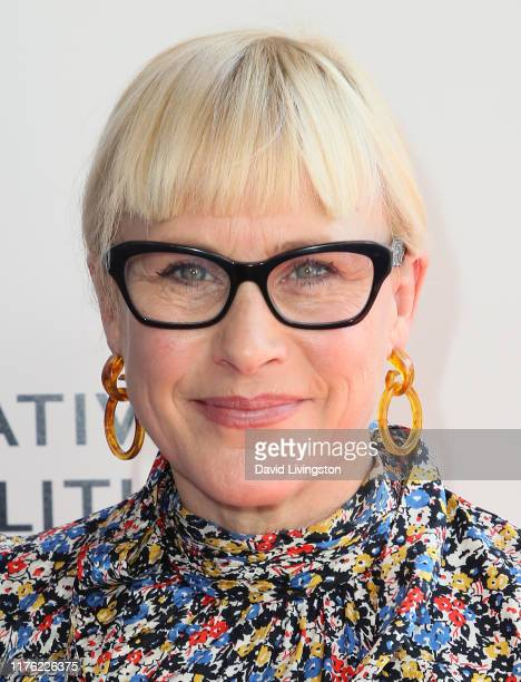 Patricia Arquette attends the Creative Coalition's Annual Television Humanitarian Awards Gala 2019 at Ocean Prime on September 21, 2019 in Beverly...