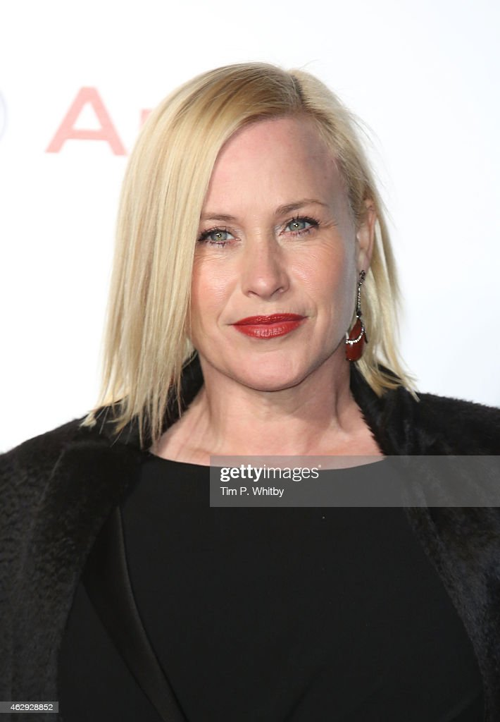 Patricia Arquette attends the EE British Academy Awards nominees party at Kensington Palace on February 7, 2015 in London, England.