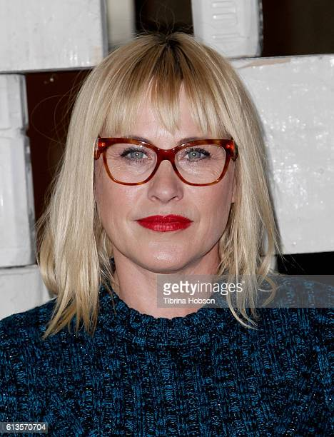 Patricia Arquette attends the Hammer Museum's 14th annual Gala In The Garden at Hammer Museum on October 8 2016 in Westwood California