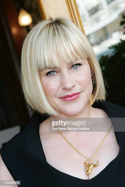 Patricia Arquette during 46th Monte Carlo Television Festival Patricia Arquette entering the Casino for an Interview with eXtra at Monte Carlo Casino...