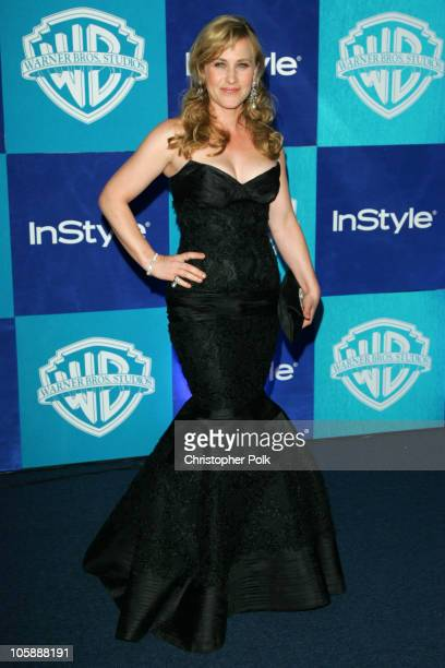 Patricia Arquette during InStyle Warner Bros 2006 Golden Globes After Party Arrivals at The Oasis at the Beverly Hilton in Beverly Hills California...