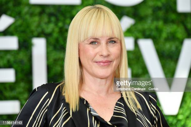 Patricia Arquette from the serie The Act attends the 59th Monte Carlo TV Festival Day Four on June 17 2019 in MonteCarlo Monaco