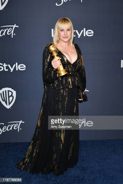 Patricia Arquette, winner of Best Performance by an Actress in a Supporting Role in a Series, Limited Series or Motion Picture Made for Television...