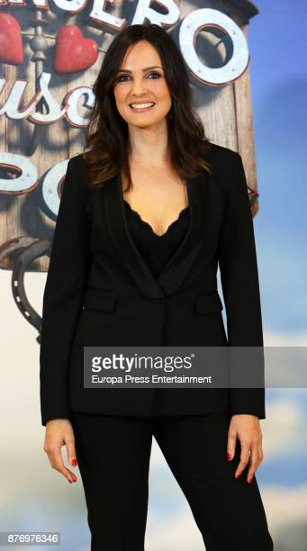 Patricia attends the presentation of 'Granjero Busca Esposa' tv programme on November 20 2017 in Madrid Spain