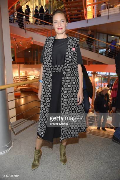 Patricia Aulitzky attends the ARTE Reception at the 68th Berlinale International Film Festival on February 19, 2018 in Berlin, Germany.