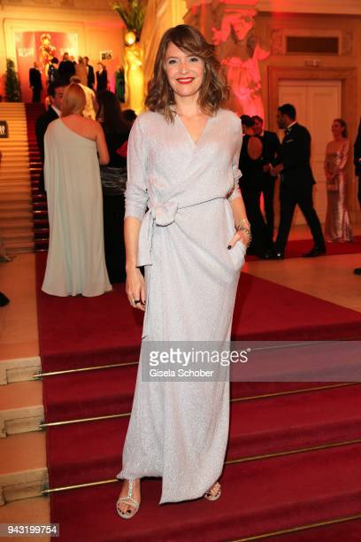 Patricia Aulitzky during the 29th ROMY award at Hofburg Vienna on April 7 2018 in Vienna Austria