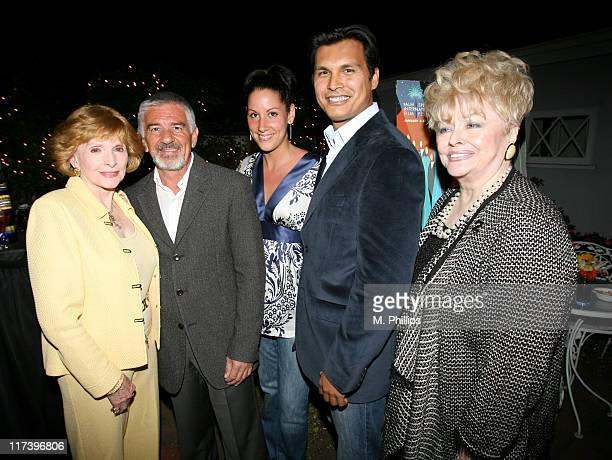 Patricia Barry Darryl Macdonald Tara Mason Adam Beach and Jackie Lee Houston