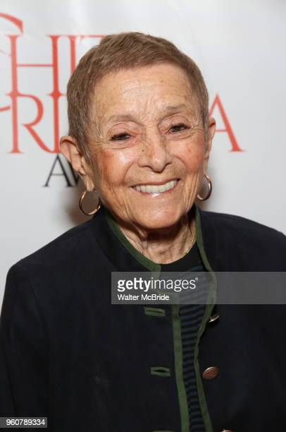 Patricia Birch attends The 2018 Chita Rivera Awards at the NYU Skirball Center for the Performing Arts on May 20 2018 in New York City