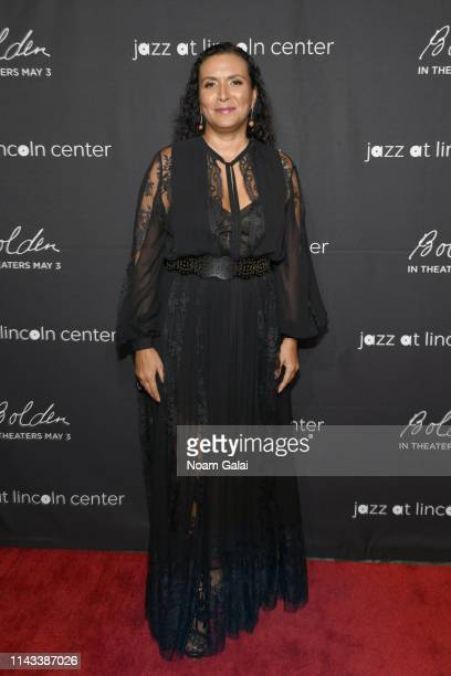 Patricia Blanchet attends Jazz at Lincoln Center's 2019 Gala The Birth of Jazz From Bolden to Armstrong at Frederick P Rose Hall Jazz at Lincoln...