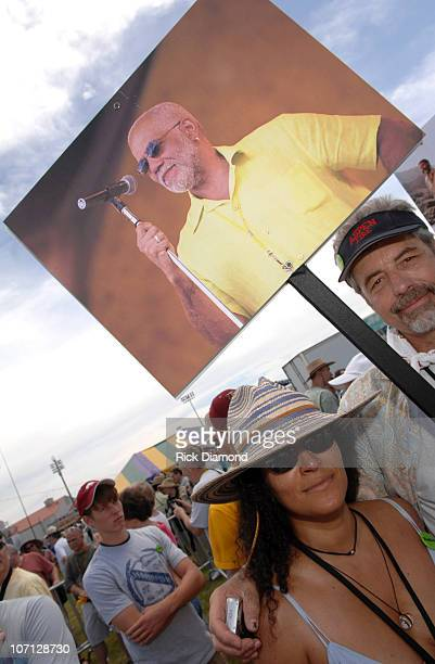 Patricia Blanchet during 38th Annual New Orleans Jazz Heritage Festival Presented by Shell Ed Bradley Funeral Procession at Fair Grounds Race Course...