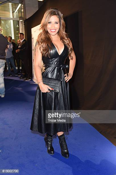 Patricia Blanco attends the Opening Party of the Men's Beauty Clinic on October 15, 2016 in Duesseldorf, Germany.