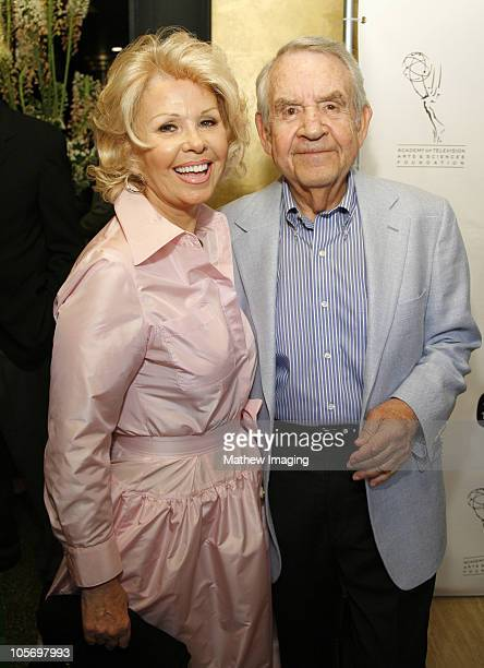 Patricia Carr and Tom Bosley