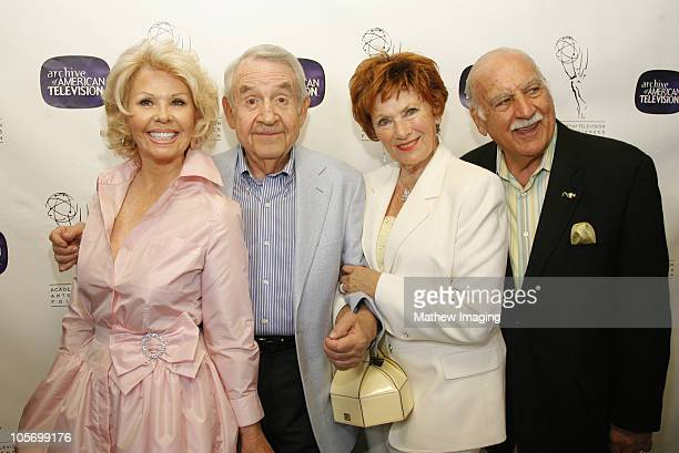 Patricia Carr Tom Bosley Marion Ross and Paul Michael