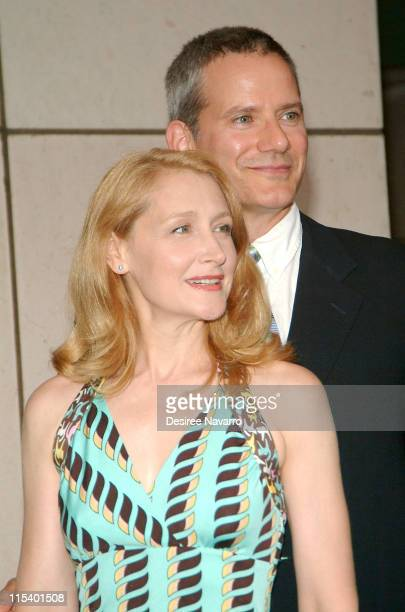 """Patricia Clarkson and Campbell Scott during 5th Annual Young Friends of Film Honors Campbell Scott and Premiere of """"The Dying Gaul"""" at Walter Reade..."""