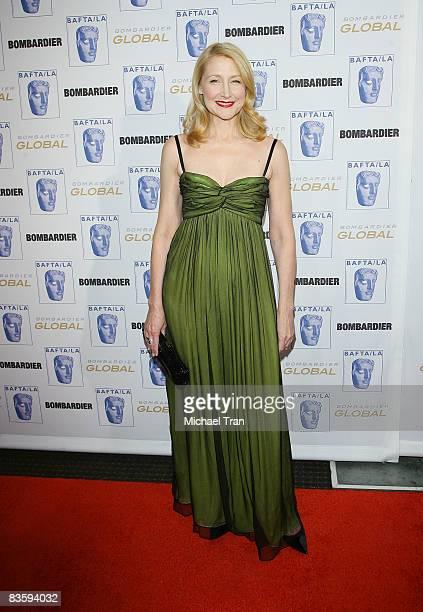Patricia Clarkson arrives to the 17th Annual BAFTA Los Angeles Britannia Awards held at the Hyatt Regency Century City Plaza Hotel on November 6,...