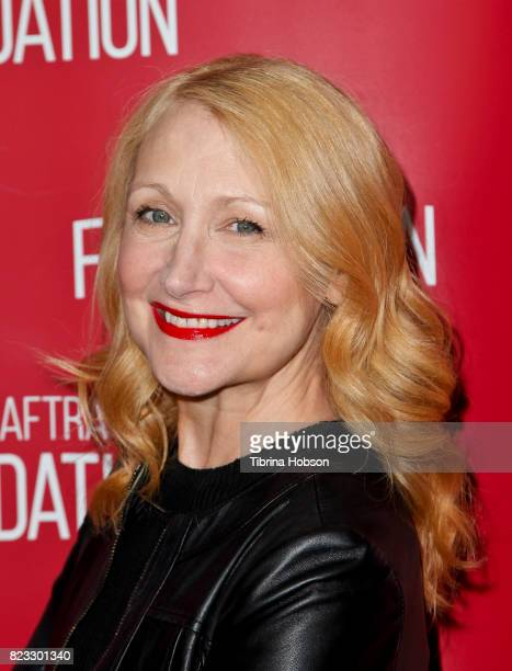 Patricia Clarkson attends SAGAFTRA Foundation's conversations with 'House Of Cards' at SAGAFTRA Foundation Screening Room on July 26 2017 in Los...