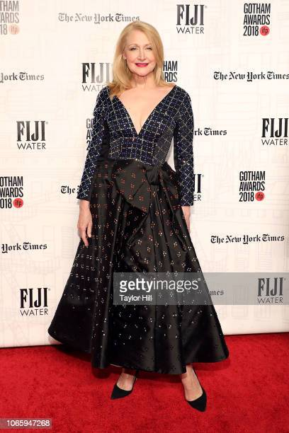 Patricia Clarkson attends the 2018 Gotham Awards at Cipriani Wall Street on November 26 2018 in New York City