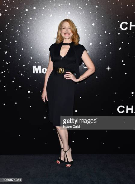 Patricia Clarkson attends the 2018 Museum of Modern Art Film Benefit A Tribute To Martin Scorsese at Museum of Modern Art on November 19 2018 in New...