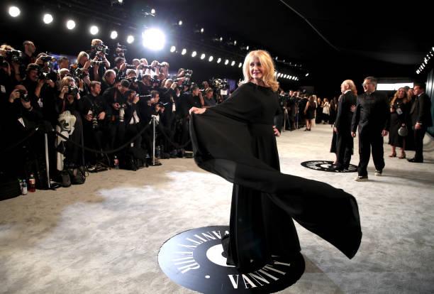 CA: 2020 Vanity Fair Oscar Party Hosted By Radhika Jones - Roaming Arrivals
